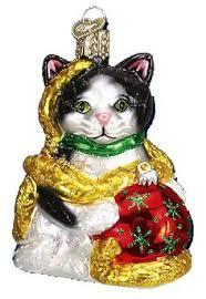 border collie merck family s world glass ornaments