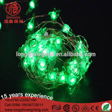 micro led christmas lights micro led christmas tree shell copper wire string lights with