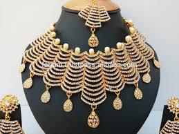 bridal necklace jewelry images Indian latest bollywood wholesale royal inspired kundan beaded jpg