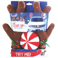 reindeer antlers for car wow antlers lighted x antlers for car 889836 pep boys