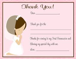 First Communion Invitations Cards First Communion Thank You Card Fiestas Pinterest Comunión