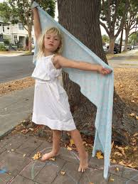 how to dress your kid as a rad american woman for halloween