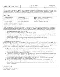 sle sales resume sle resume retail retail sle resume exles retail