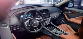 jaguar f pace black jaguar f pace interior design luxury suv