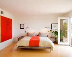 Red And Cream Bedroom Ideas  Photos - Red and cream bedroom designs