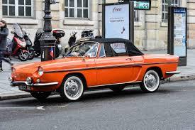 renault alliance convertible renault frégate cabriolet letourneur et marchand 1957 french