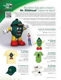 big green egg fan big green egg mr egghead by big green egg issuu