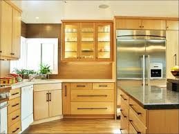 Kitchen  White Stained Kitchen Cabinets White Kitchen Paint - Best paint finish for kitchen cabinets