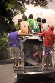 philippine jeep philippine transportation blog of happiness