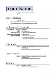 free easy resume template word easy resume template word simple writing templates six tips to