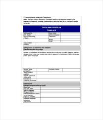 analysis templates 21 free word pdf documents downloaddata