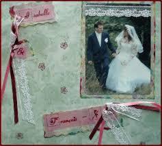 scrapbooking mariage scrapbooking mariage