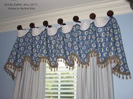 Valances Window Treatments Patterns Window Specialty Curtains Design By Pate Meadows Collection