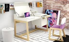 Kid Computer Desk Modern Desk Crimson Waterpolo