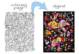 printable doodle coloring pages 50 printable coloring pages