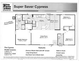 the the cypress manufactured home or mobile home from palm harbor