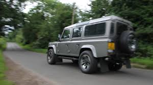 land rover defender 2017 6x6 je motorworks zulu2 110 u0027super defender u0027 2016 review by car magazine