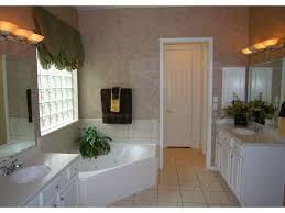 simple yet nice glass block bathroom windows