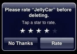 Seeking Ratings Apple Seeking To Increase Participation In App Store Ratings
