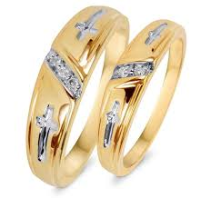 Promise Ring Engagement Ring And Wedding Ring Set by Top 10 Best His And Hers Promise Rings