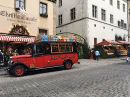 town rothenburg ob der tauber escorted european