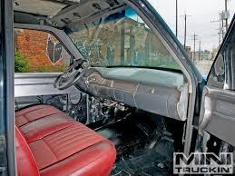1996 ford ranger under construction special mini truckin u0027 magazine