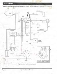 2005 yahama gas golf cart solenoid wiring diagram on 2005 download
