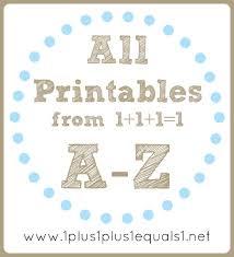 printables 1 1 1 u003d1