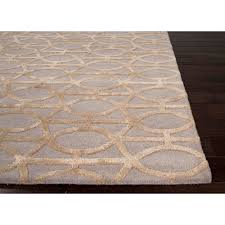 jaipur city springfield gray taupe ct50 area rug free shipping