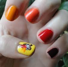 24 cute thanksgiving nail designs 20 impressive thanksgiving nail