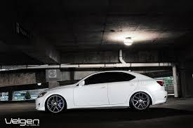white lexus is 250 lexus is250 velgen wheels vmb5 matte gunmetal