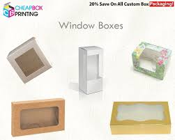 gable box with window cheap box printing cheapboxprintin twitter