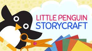 penguin craft for kids craft templates crafty pammy