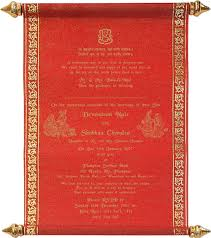 hindu invitation indian wedding invitation card the great indian wedding