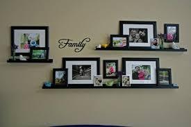 unique family photo frame ideas unique family photo frame wall