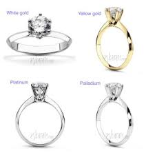Wedding Ring Metals by Which Diamond Engagement Ring Metal Is Right For You 25karats