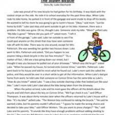 3rd grade reading comprehension worksheet worksheets