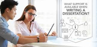 What Support Is Available When Writing a Dissertation