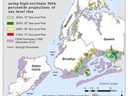 flood map york city flood map 2020 2050 business insider