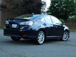 lexus hs 250h premium 2010 lexus hs 250h premium falls church virginia crown auto