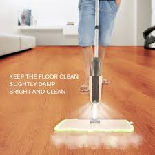 Mopping Laminate Floor Amazon Com Smagreho Spray Mop With Two Reusable Super Soft