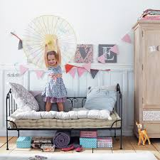 banquette de chambre chambre d enfant 40 nouveaux lits mimi pour les petits banquette