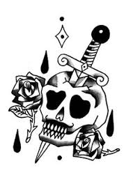 sailor jerry skull this will probably happen on my