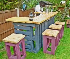 Wooden Pallet Bench Recycled Wooden Pallets Furniture For Patio Decor Recycled Things