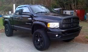 Dodge Ram Cummins 1500 - my matte black dodge ram 2500 megacab trucks