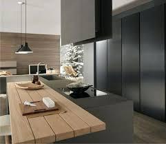 cuisine noir mat et bois cuisine noir mat et bois cuisine blanc et bois nimes cher incroyable