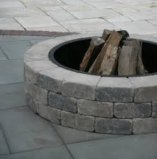 Outdoor Stone Firepits by Sunset Firepit Kit Firepits Outdoor Living Niemeyer U0027s