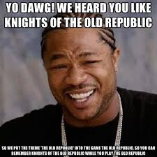 Old Internet Memes - the internet meets star wars five of the best kotor memes in the