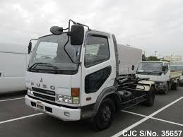mitsubishi fuso box truck 2002 mitsubishi fuso fighter truck for sale stock no 35657