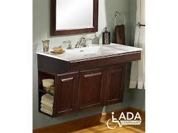 fairmont designs bathroom vanity wheelchair accessible sink bathroom